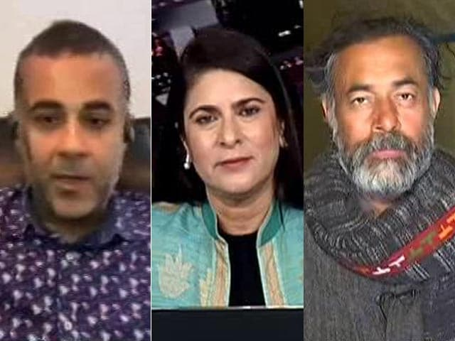 Video : 2021: Looking At Tomorrow's India With Yogendra Yadav And Chetan Bhagat
