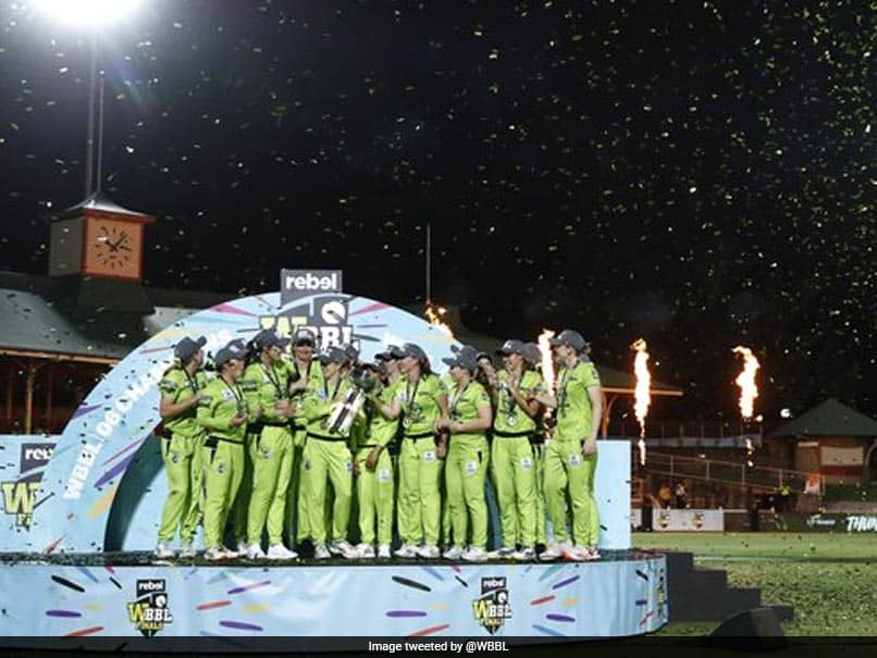 Womens Big Bash League: Proud Of Players For Leading Way In Their Stance Against Racism, Says BBL Head