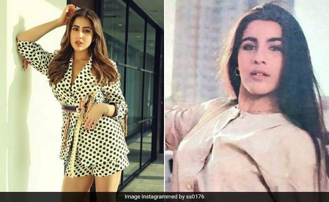 Like Mother, Like Daughter: Saba Ali Khan Describes Sara And Amrita Singh As 'Classy Duo'