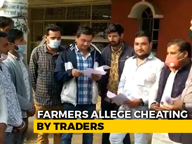 Video : Around 150 Madhya Pradesh Farmers Allegedly Cheated Of ₹ 5 Crore Crop