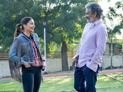 <i>RRR</i> Director SS Rajamouli Welcomes Alia Bhatt On Set