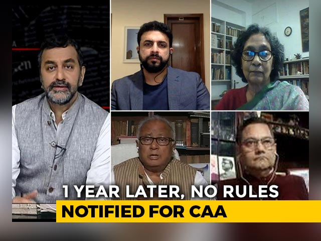 Video : BJP Rolls Back Citizenship Bill 'Chronology'?