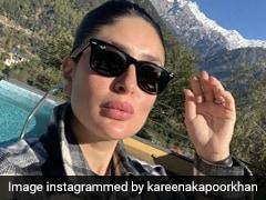 करीना कपूर ने सैफ अली खान का हाथ थामे शेयर की थ्रोबैक फोटो, लिखा-  सैफ मेरा...