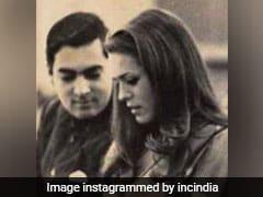 With Throwback Pics, Sonia Gandhi's Birthday Wishes From Priyanka, Rahul