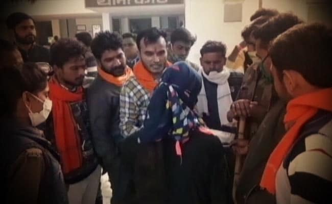 UP Pregnant Woman In Hospital, Husband In Jail Over Interfaith Marriage