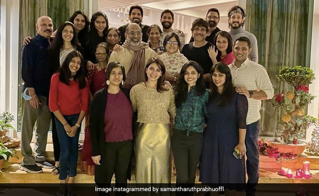 Christmas 2020: Inside Nagarjuna's Celebrations With Samantha Ruth Prabhu, Naga Chaitanya, Akhil Akkineni And Others