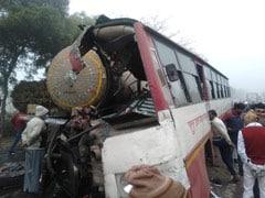 कोहरे का कहर: उत्तर प्रदेश के संभल में भीषण सड़क हादसा, 7 लोगों की मौत दो दर्जन से ज्यादा घायल