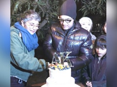 ICYMI: Aamir Khan And Kiran Rao's Anniversary Celebrations In Gir