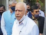 Video : Upset Ministers Force BS Yediyurappa To Reassign Portfolios In 24 Hours