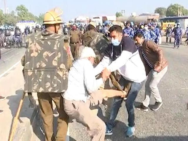 Video : Top News Of The Day: Farmers' Protests Intensify On Day 19