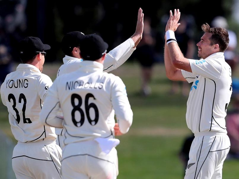 NZ vs PAK, 1st Test: Tim Southee Leads New Zealand Charge To Have Pakistan On The Ropes On Day 4