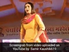 Sapna Choudhary ने हरियाणवी सॉन्ग पर किया बेहतरीन डांस, वायरल हुआ Video