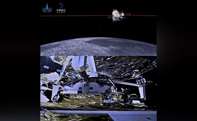 China Completes Its First-Ever Docking In Lunar Orbit
