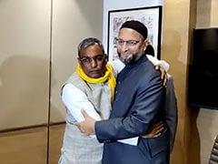 असदुद्दीन ओवैसी की यूपी के चुनाव में दांव आजमाने की तैयारी, BJP से नाता तोड़ने वाली पार्टी से मिलाया हाथ