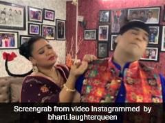 हार्डी संधू के Titliaan सॉन्ग पर भारती सिंह और कीकू शारदा ने किया फनी डांस, देखें Video