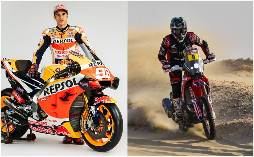 Marc Marquez will return to MotoGP next season while Ricky Brabec will defend his crown at Dakar
