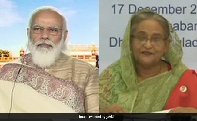 'India Our True Friend': Sheikh Hasina On 1971 War At Summit With PM Modi