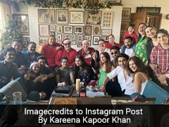 Kapoor's Christmas Lunch With Kareena, Karisma, Ranbir And Alia Was A Scrumptious Affair (See Pics)
