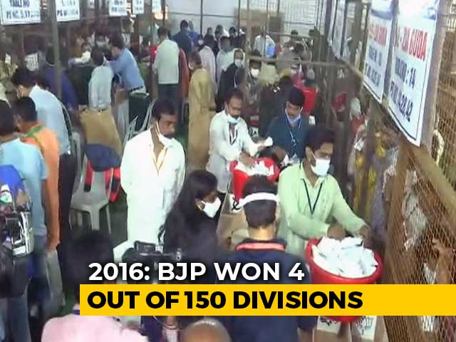 Video : Hyderabad Civic Body Polls: Counting Of Votes Today