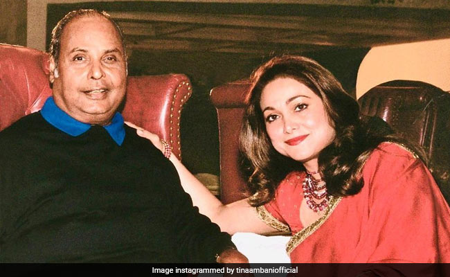 'No One Like You Pappa': Tina Ambani In Post Remembering Dhirubhai Ambani