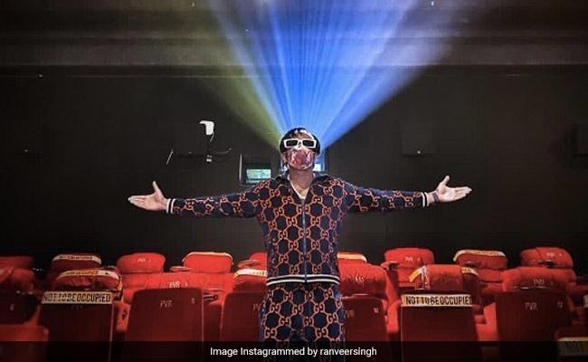 Ranveer Singh Marks 10 Years In Bollywood By Returning To