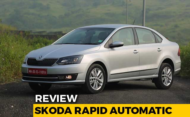 2020 Skoda Rapid Automatic Review
