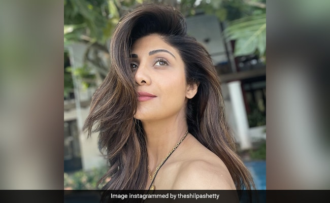 Shilpa Shetty's Latest Evening Snack Is The Perfect Balance Of Taste And Health (See Pic)