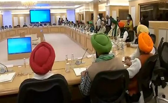In Round 5 Meet, Centre Gives Written Proposal To Farmer Unions: 10 Facts