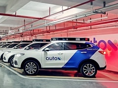 Alibaba Backed AutoX Achieves True Driverless Robot Taxi Service In China
