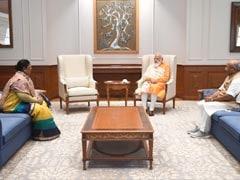 बिहार के दोनों उपमुख्यमंत्री ने दिल्ली में पीएम से की मुलाकात, बिहार की विकास योजनाओं पर हुई चर्चा