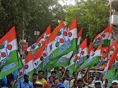 Trinamool Leaders Protest, Break Down After Being Denied Ticket
