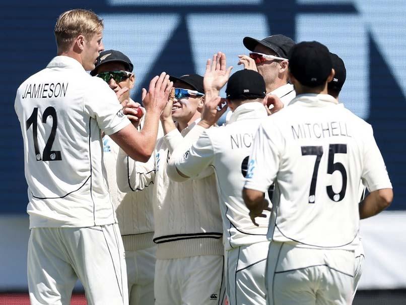 NZ vs WI, 2nd Test: Kyle Jamieson Picks 5 Wickets As New Zealand Take Control On Day 2