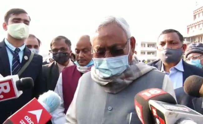 Nitish Kumar Downplays Defection Of JDU MLAs To BJP In Arunachal