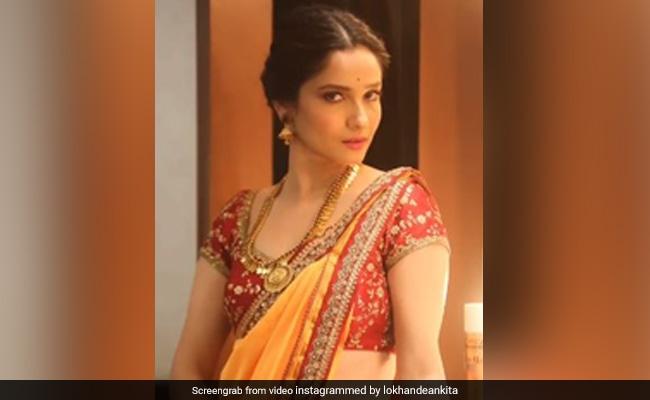 अंकिता लोखंडे ने येलो साड़ी में शेयर किया Video, बोलीं- कुछ बातों का जवाब सिर्फ खामोशी होती है...