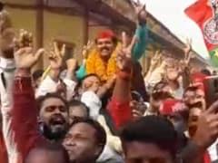 यूपी : वाराणसी में MLC की दोनों सीट पर समाजवादी पार्टी की जीत, 10 साल से था BJP का कब्जा