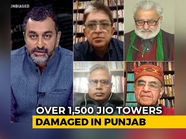 Video : The Jio Backlash In Punjab: NDTV's Ground Report
