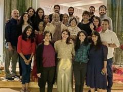 Christmas 2020: Inside Nagarjuna's Celebrations With Samantha Ruth Prabhu, Naga Chaitanya, Akhil Akkineni And Others
