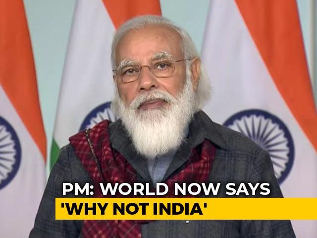 Video : PM Modi Delivers Keynote Address At ASSOCHAM Foundation Week