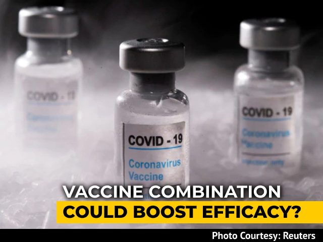 Video : Astrazeneca To Test Combining COVID-19 Vaccine With Russian Shot