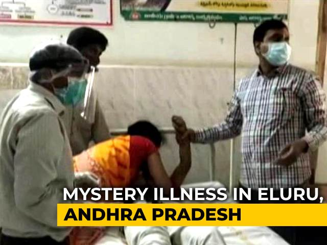 Video : Lead, Nickel Found In Blood Of People With Mystery Illness In Andhra