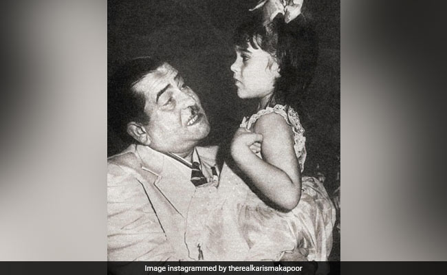 Raj Kapoor Forever: The Kapoors Share Memories And Pics On His Birth Anniversary