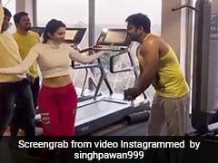 भोजपुरी स्टार पवन सिंह जिम में ही 'लगावेलू जब लिपिस्टिक' गाने पर करने लगे डांस, वायरल हुआ Video