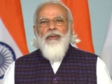 """Video : """"India Will Never Forget Cowardly Attack On Parliament In 2001"""": PM Modi"""