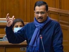 Rajya Sabha MP Files Breach Of Privilege Notice Against Arvind Kejriwal