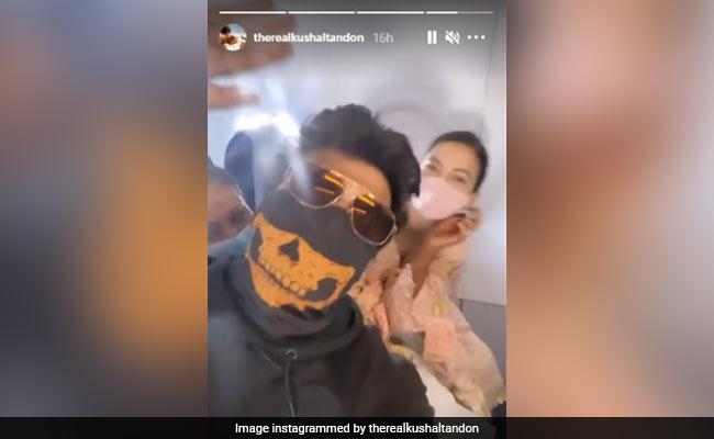 When Newlywed Gauahar Khan Bumped Into Ex-Boyfriend Kushal Tandon
