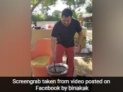 सलमान खान ने चूल्हे पर बनाया खाना, धनिया को बताया भूसा, एक्ट्रेस ने Video शेयर कर दिया ऐसा रिएक्शन
