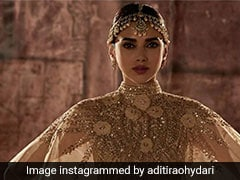 Aditi Rao Hydari Is Ready To Shine, Shimmer And Sparkle Into December