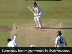 Ind Vs Aus: कार्तिक त्यागी ने डाली ऐसी खतरनाक बाउंसर, जमीन पर गिर गया ऑस्ट्रेलियाई बल्लेबाज - देखें Video