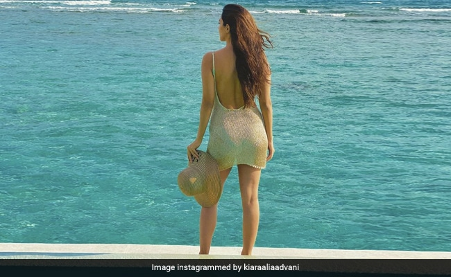Kiara Advani Adds Sparkle To Maldives And She's Not Alone