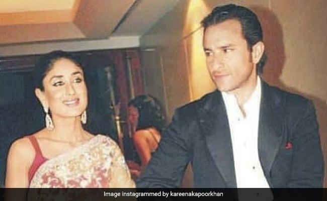 Flashback Friday: Kareena Kapoor's Adorable Pic With Her 'Saif-Haven'